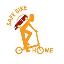 Antoine Struelens, safe bike home