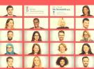 """Wie zijn de 18 deelnemers aan het programme """"Wij zijn de toekomst""""?"""