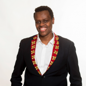 Victor Jyambere - Future City Champions Brussels