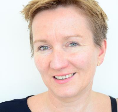 """Ineke Le Compte, Directrice commerciale BRUZZ et membre du jury du programme """"Le futur est à nous"""""""